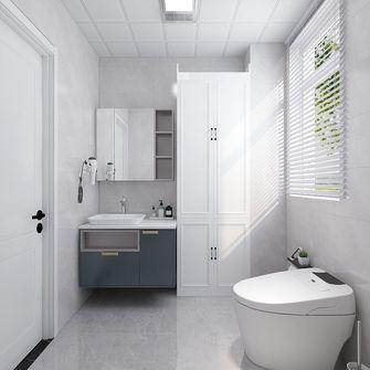 3万以下110平米三室两厅现代简约风格卫生间图片大全