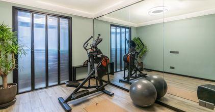 豪华型130平米三室两厅中式风格健身房欣赏图