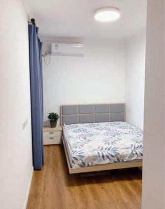 10-15万90平米三北欧风格卧室图片
