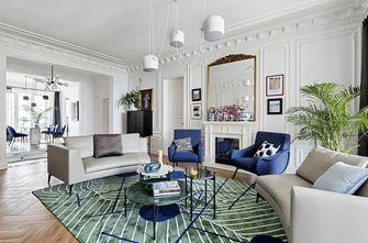 100平米法式风格客厅效果图