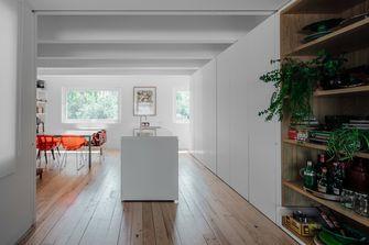 富裕型100平米三北欧风格书房装修效果图