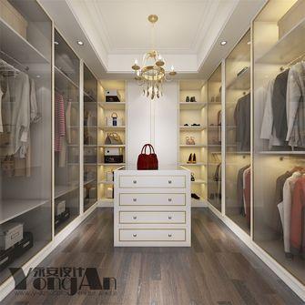 豪华型140平米四法式风格衣帽间图片