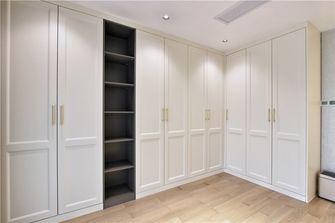 20万以上140平米四室三厅现代简约风格衣帽间装修案例