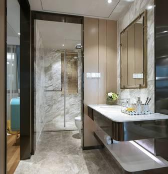 豪华型140平米四室两厅北欧风格卫生间装修案例