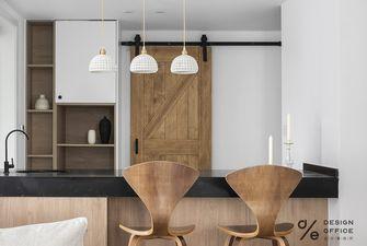 富裕型140平米三室两厅法式风格餐厅设计图