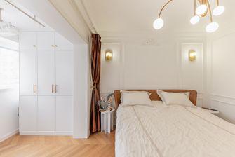 15-20万三室一厅法式风格卧室欣赏图