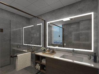 10-15万100平米三轻奢风格卫生间设计图
