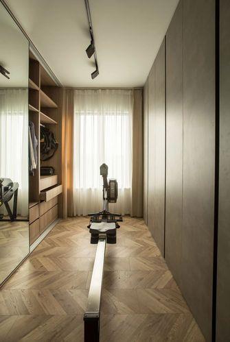 20万以上140平米四室一厅法式风格健身房图片大全