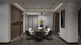 140平米四现代简约风格餐厅图片