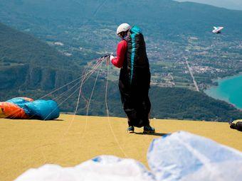 即刻飞行滑翔伞