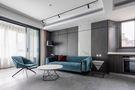 15-20万140平米三室两厅现代简约风格客厅设计图