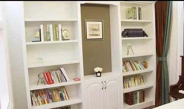 欧式风格书房装修图片大全