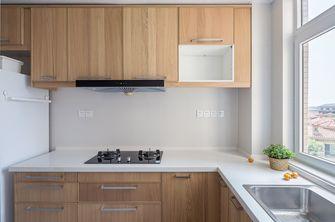 富裕型140平米四室一厅日式风格厨房装修案例