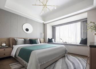豪华型130平米三室两厅北欧风格卧室设计图