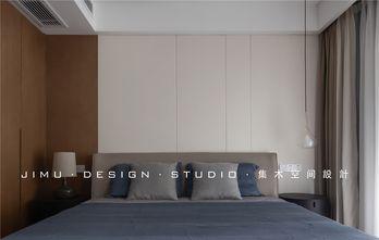 5-10万130平米三现代简约风格卧室图片