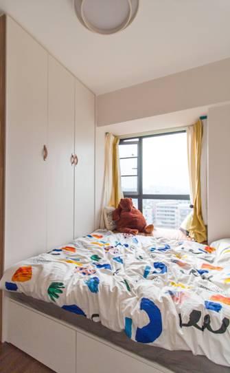 100平米三室一厅混搭风格青少年房装修效果图