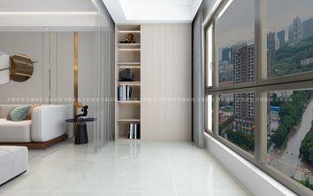 豪华型140平米四室两厅现代简约风格阳台图片
