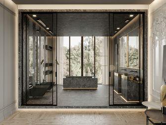 豪华型140平米三室一厅轻奢风格卫生间欣赏图