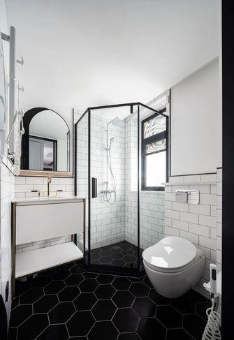 三室一厅现代简约风格卫生间装修案例