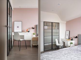 5-10万90平米三室两厅日式风格卧室装修图片大全