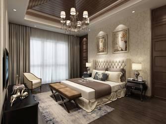 豪华型140平米复式新古典风格卧室效果图