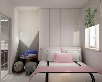 60平米公寓现代简约风格卧室装修效果图