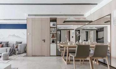 经济型中式风格餐厅装修效果图