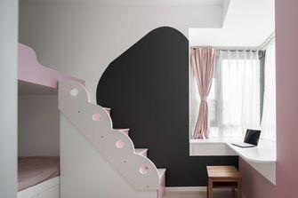 富裕型80平米日式风格青少年房效果图