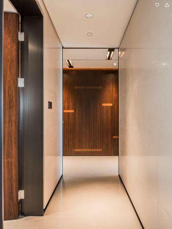 20万以上140平米三室两厅现代简约风格走廊效果图