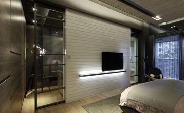 豪华型140平米三室一厅混搭风格卧室效果图