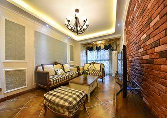 15-20万90平米三室两厅美式风格客厅效果图