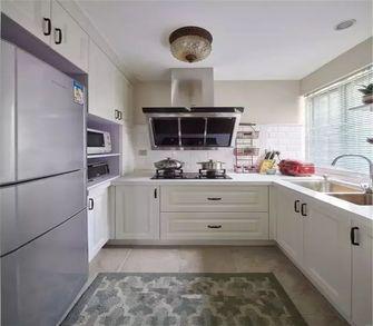 经济型70平米法式风格厨房装修案例
