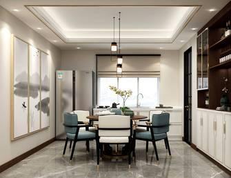 140平米中式风格客厅图