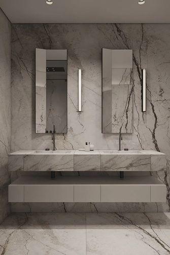 豪华型140平米复式轻奢风格卫生间装修案例