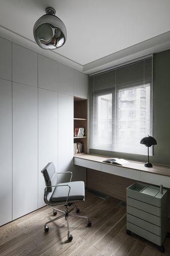 140平米四法式风格书房设计图