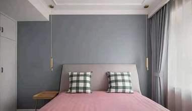 经济型一室两厅北欧风格卧室图片大全