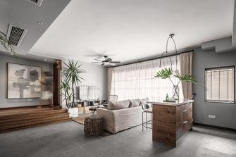 15-20万100平米三室一厅现代简约风格客厅图片大全