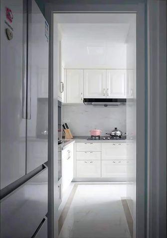 10-15万90平米三室两厅法式风格厨房设计图