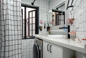 豪华型40平米小户型混搭风格卫生间装修案例
