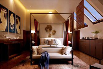 东南亚风格卧室设计图
