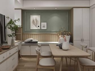 富裕型80平米公寓北欧风格客厅装修图片大全