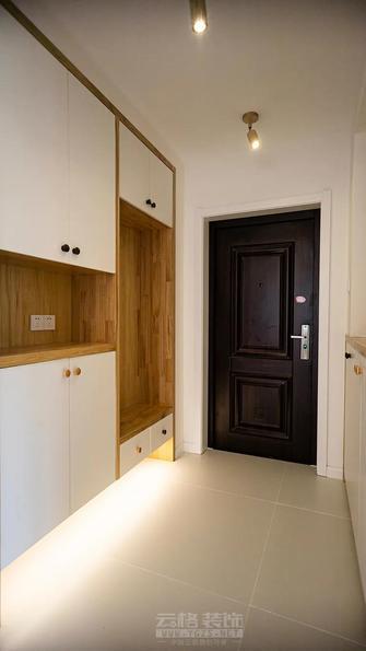 富裕型130平米四室两厅北欧风格玄关图