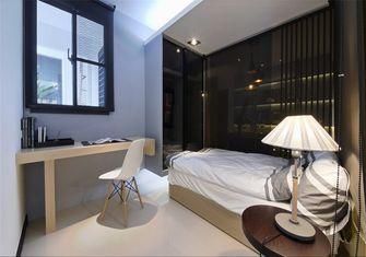 豪华型90平米三室一厅日式风格书房装修效果图