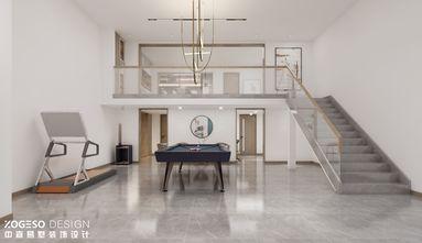 豪华型140平米别墅混搭风格健身房装修案例