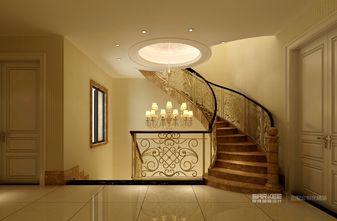 20万以上140平米三欧式风格楼梯间图