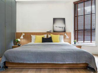 富裕型三北欧风格卧室效果图