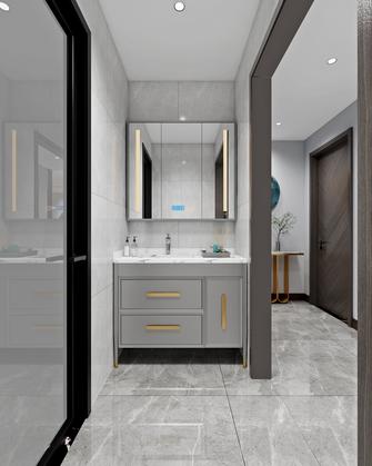 130平米四室一厅轻奢风格卫生间装修效果图