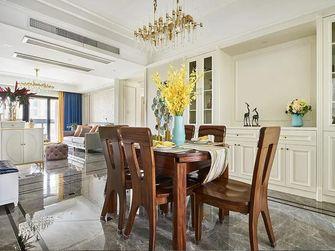 10-15万90平米三室一厅欧式风格餐厅效果图
