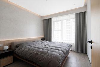 富裕型70平米三室两厅日式风格卧室装修案例