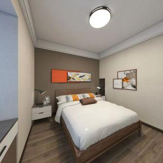15-20万110平米现代简约风格卧室图片